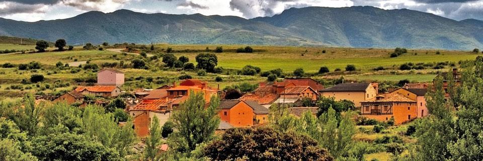El Negredo, un pueblo rojo de Segovia
