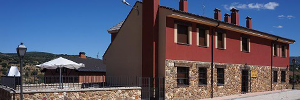Alojamiento rural Las Eras en el Negredo, Sierra de Ayllón